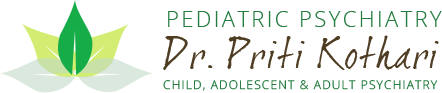 Pediatric Psychiatry - Prithi kothari