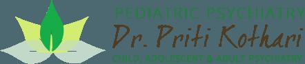 Pediatric Psychiatry - Prithi kothari